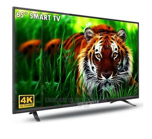 """< New Made LG 65""""Inch 4K UHD Netflix+Wi-Fi SMART TV+Bracket   TV & DVD Equipment for sale in Lagos State, Ogba"""