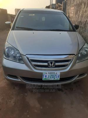 Honda Odyssey 2005 Touring Silver | Cars for sale in Ogun State, Ado-Odo/Ota