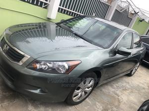 Honda Accord 2010 Coupe EX-L V-6 Automatic Green   Cars for sale in Lagos State, Ikeja