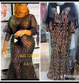 Classic Turkey Long Dinner Gown Available Now   Clothing for sale in Lagos State, Ikeja