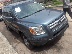 Honda Pilot 2007 Blue | Cars for sale in Lagos State, Amuwo-Odofin