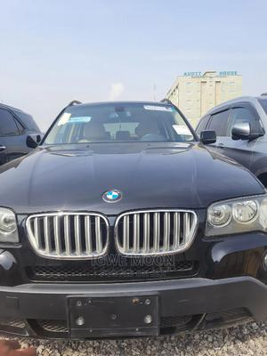 BMW X3 2008 3.0D Exclusive Automatic Black | Cars for sale in Abuja (FCT) State, Central Business Dis