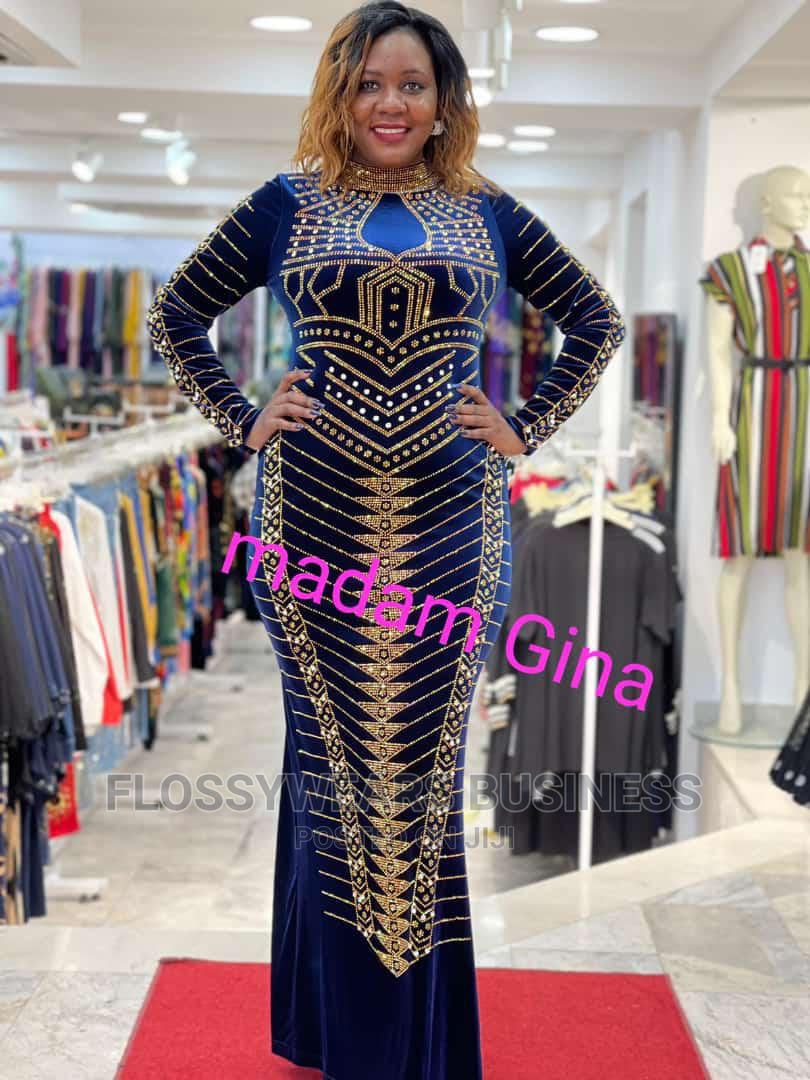 Beautiful Turkey Long Dinner Gown Available Now   Clothing for sale in Ikeja, Lagos State, Nigeria