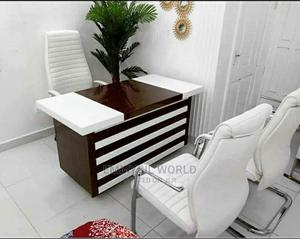 High Quality New Design Executives Office Chairs and Tables | Furniture for sale in Lagos State, Ojo
