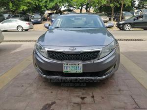 Kia Optima 2012 Blue   Cars for sale in Lagos State, Ikeja