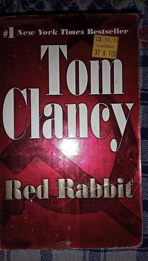 Tom Clancy Novels | Books & Games for sale in Lagos State, Ikotun/Igando