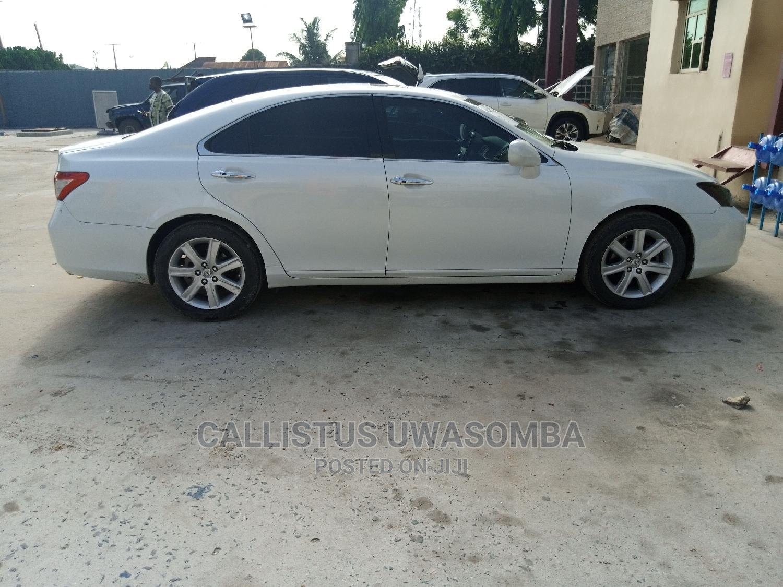 Lexus ES 2007 White