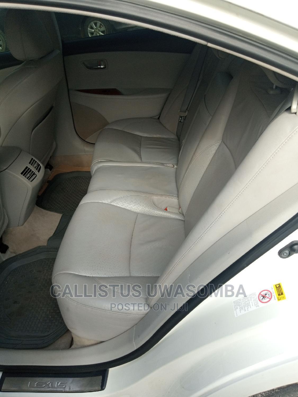 Lexus ES 2007 White   Cars for sale in Ajah, Lagos State, Nigeria