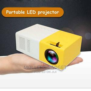 LED Mini Projector | TV & DVD Equipment for sale in Lagos State, Ikeja