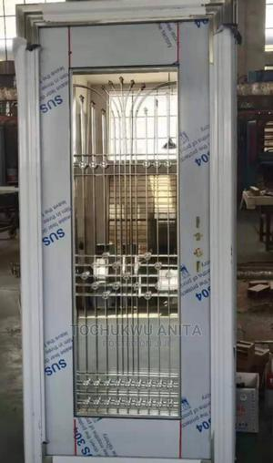3ft Stainless Glass   Doors for sale in Lagos State, Orile