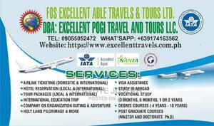 Schengen Visa   Travel Agents & Tours for sale in Ogun State, Abeokuta South