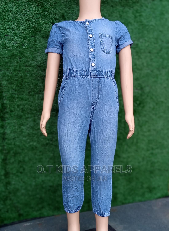 Jeans Jumpsuit for Quick Sale
