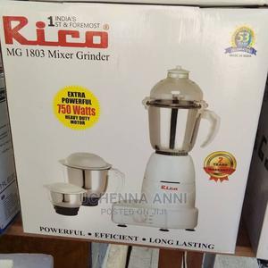 Rico Mixer Grinder 750ws   Kitchen Appliances for sale in Lagos State, Ikeja
