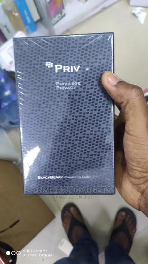New BlackBerry Priv 32 GB Black | Mobile Phones for sale in Lagos State, Ikeja