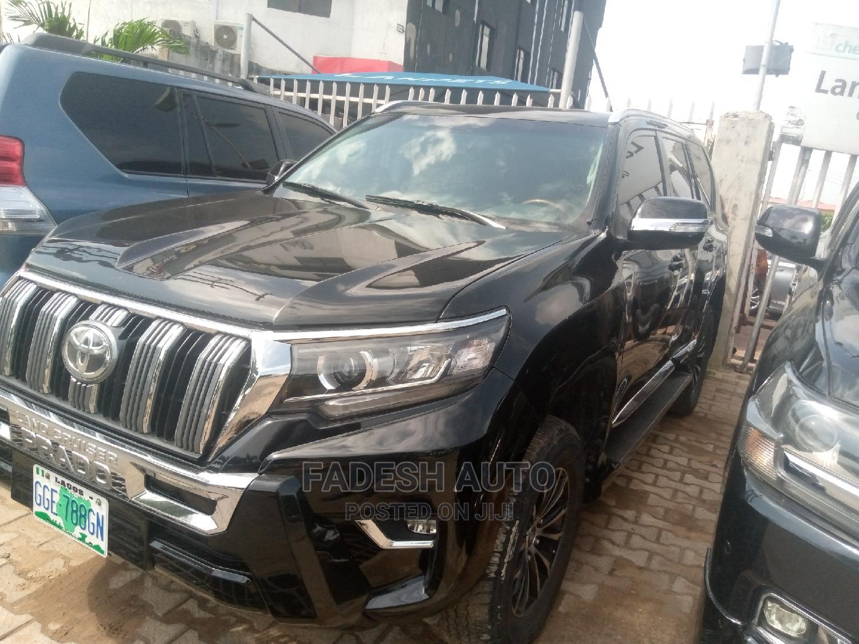 Toyota Land Cruiser Prado 2011 VX Black | Cars for sale in Ikeja, Lagos State, Nigeria