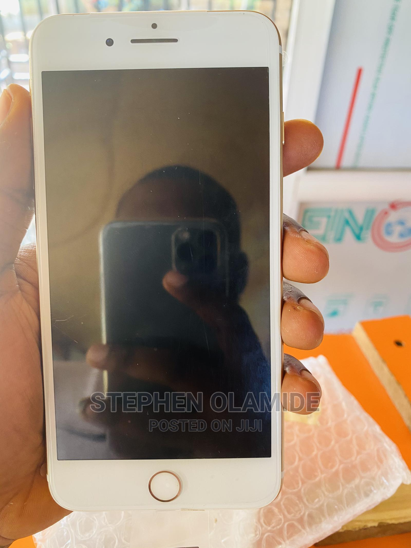 Archive: New Apple iPhone 7 Plus 32 GB Silver