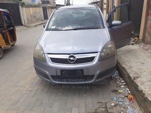 Opel Zafira 2008 Gray   Cars for sale in Lagos State, Gbagada
