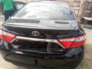 Toyota Camry 2016 Black | Cars for sale in Lagos State, Oshodi