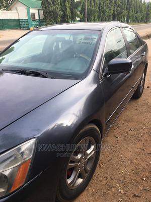 Honda Accord 2007 2.4 Black   Cars for sale in Lagos State, Ikeja