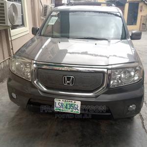 Honda Pilot 2010 Gray | Cars for sale in Lagos State, Alimosho
