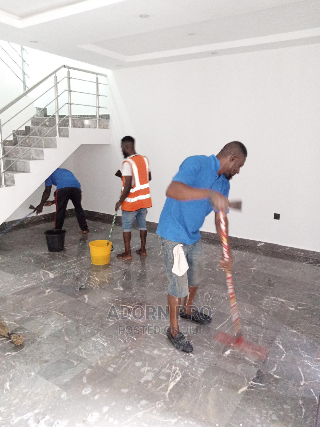 Cleaning Services, Marble and Tiles Polishing/Fumigation