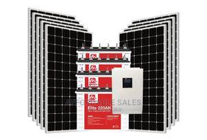 5KVA Complete Solar Inverter Setup (300W X9 Panels)+Bonuses   Solar Energy for sale in Lagos State, Ikeja