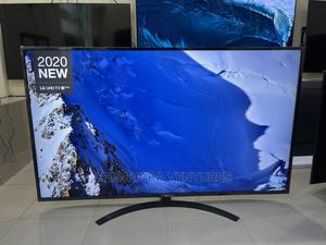 LG Uhd 4K TV 65 Inch Un74 Series, 4K Active Hdr Webos Smart   TV & DVD Equipment for sale in Lagos State, Ajah