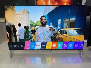 LG Oled65gx6la 65 Inch Oled 4K Ultra HD Hdr Smart TV Freev | TV & DVD Equipment for sale in Lagos State, Lekki