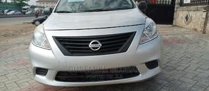 Nissan Versa 2014 Silver | Cars for sale in Lagos State, Abule Egba