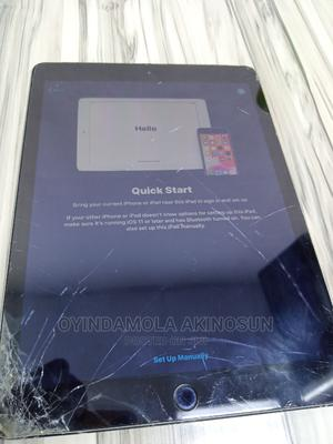 Apple iPad Air 2 64 GB Silver   Tablets for sale in Lagos State, Ikeja