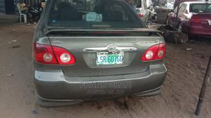 Toyota Corolla 2004 Sedan Automatic Gray   Cars for sale in Enugu State, Enugu