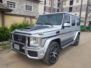 Mercedes-Benz G-Class 2016 G 63 AMG 4MATIC Silver   Cars for sale in Lagos State, Maryland