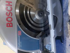 Bosch Gks 235 Hand-Held Circular Saw 9 Inches 2200W | Electrical Hand Tools for sale in Lagos State, Ikeja