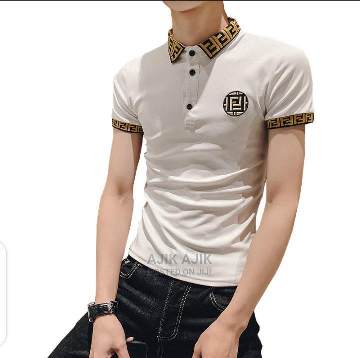 T-Shirt Men Versac 2021 New Men's Clothing
