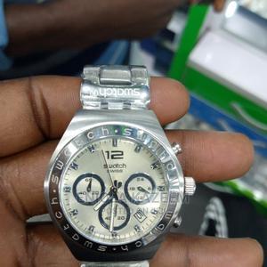 Original Quality Designer Stainless Steel Wristwatche Swatch | Watches for sale in Lagos State, Lagos Island (Eko)