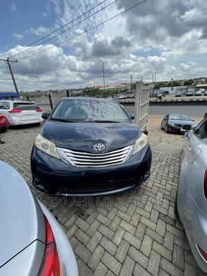 Toyota Sienna 2011 Limited 7 Passenger Blue | Cars for sale in Lagos State, Ikeja
