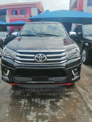 Toyota Hilux 2012 Black | Cars for sale in Lagos State, Abule Egba