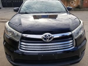 Toyota Highlander 2015 Black   Cars for sale in Lagos State, Gbagada