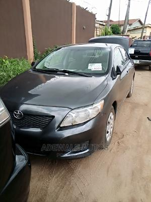 Toyota Corolla 2008 1.8 CE Black   Cars for sale in Lagos State, Ipaja