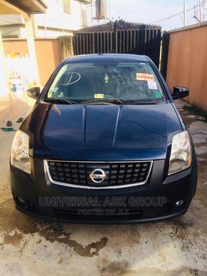 Nissan Sentra 2008 Blue   Cars for sale in Lagos State, Ajah