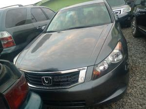 Honda Accord 2008 Gray   Cars for sale in Lagos State, Agege
