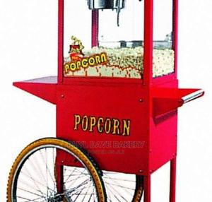 Popcorn Machine With Cart | Restaurant & Catering Equipment for sale in Lagos State, Ojo