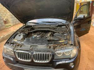 BMW X3 2008 2.5si Exclusive Automatic Black   Cars for sale in Lagos State, Ikorodu