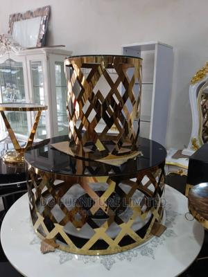 Luxury Center Table and TV Stand | Furniture for sale in Lagos State, Surulere