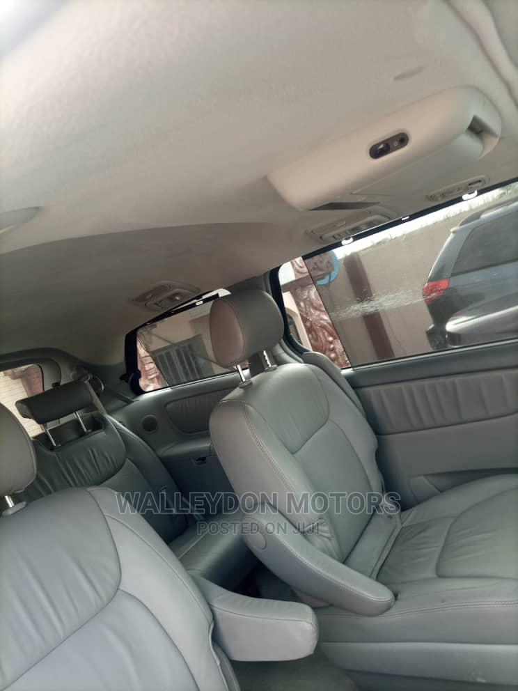 Toyota Sienna 2008 XLE Blue   Cars for sale in Ikeja, Lagos State, Nigeria