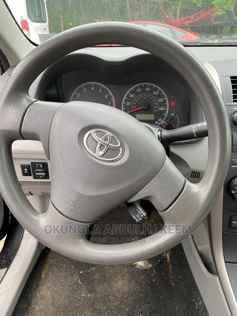 Toyota Corolla 2010 Black   Cars for sale in Oluyole, Oyo State, Nigeria