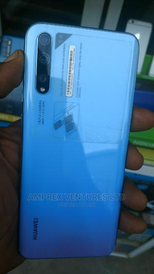 Huawei Y8p 128 GB Blue | Mobile Phones for sale in Lagos State, Ikeja