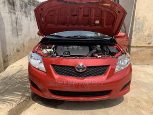 Toyota Corolla 2010 Red | Cars for sale in Lagos State, Ifako-Ijaiye