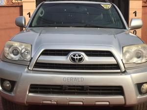 Toyota 4-Runner 2006 Limited 4x4 V6 Silver   Cars for sale in Lagos State, Surulere