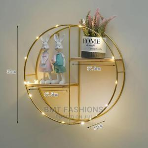Exclusive Gold Wall Decor   Home Accessories for sale in Lagos State, Ogba